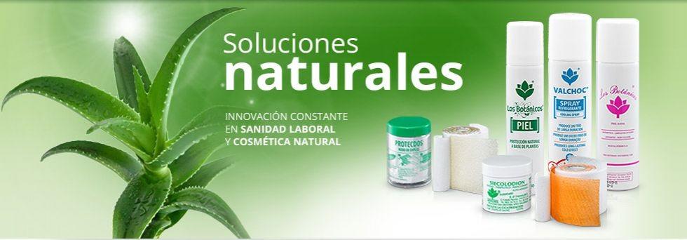 Soluciones Naturales